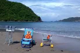 En México solo existe 13 playas inclusivas