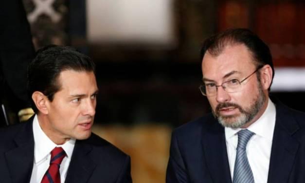 FGR acusa por delincuencia organizada a Peña Nieto, Videgaray y Anaya