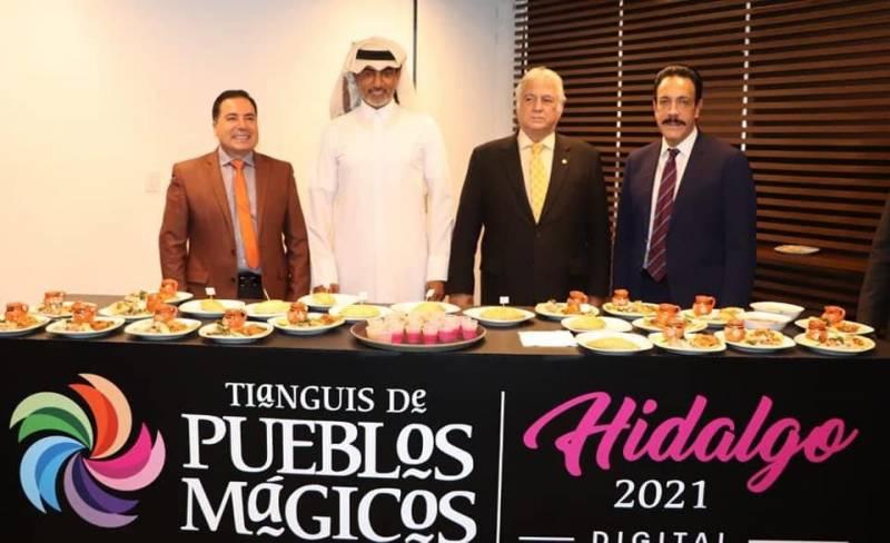 Qatar promoverá Copa del Mundo en Tianguis de Pueblos Mágicos