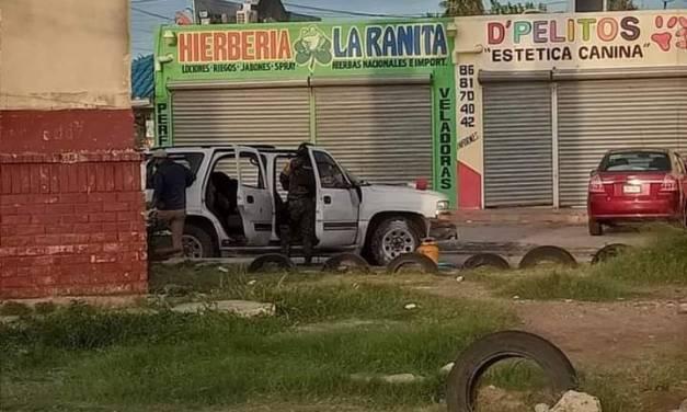 Confirman cifra de 5 muertos tras enfrentamientos en Matamoros