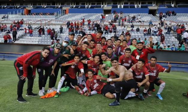 Atlético Pachuca gana primer clásico pachuqueño