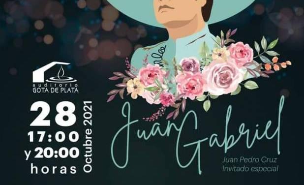 OSEH ofrecerá homenaje a Juan Gabriel