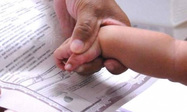 Disminuye de forma significativa el registro de bebés en Pachuca