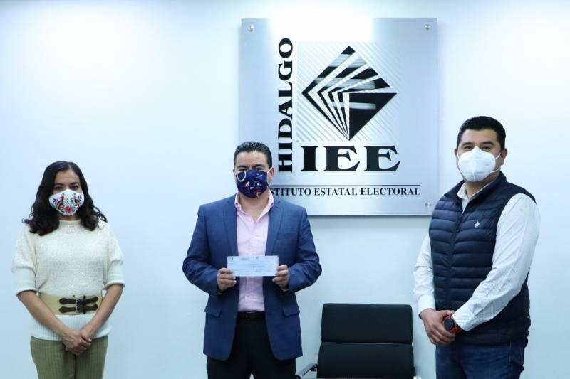 IEEH entrega al Citnova 2 mdp por concepto de multas
