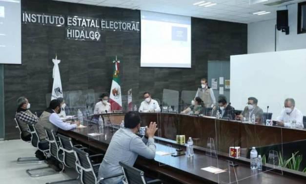 IEEH y PJGEH  firmarán convenio de colaboración a través de la Fiscalía Especializada en Delitos Electorales