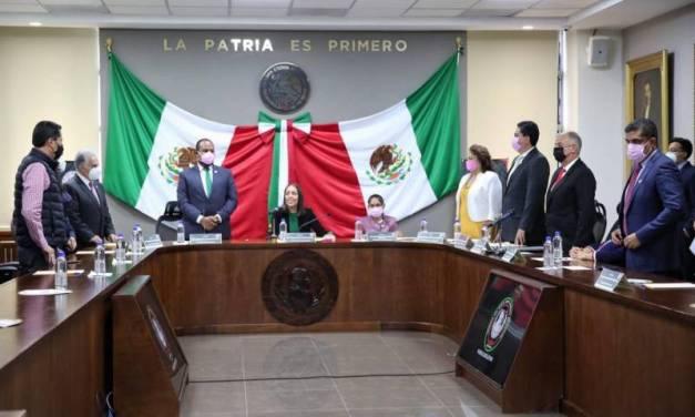 Comienza la instalación formal de las comisiones permanentes del Congreso local