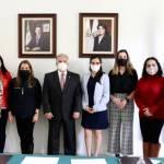 Sistema DIF Hidalgo y la Fundación Quinta Carmelita signan  convenio